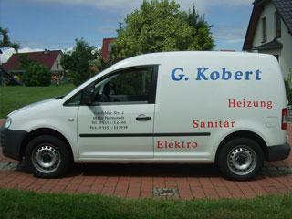 Fahrzeugbeschriftung Kobert